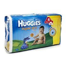 Huggies Super dry size 3, 4, 4+, Half price @ Tesco Instore