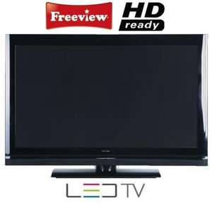 """Technika 22"""" HD Ready 1080p LED Backlit TV with Freeview £65 with codeTDX-HTKW @ Tesco Direct"""