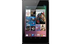 Google Nexus 7 tablet Quad core Tegra 3 8GB £169 - Limited Time Offer £15 Play credit plus free movie and books @ Google Play