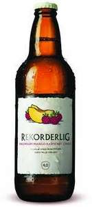 Rekorderlig Mango & Raspberry Cider £1.50 for 500ml at Morrisons