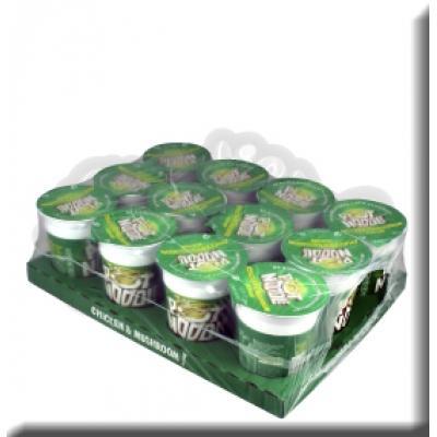 12 pack of Pot Noodles: £5 @ Farmfoods