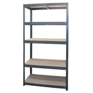 Fairline Heavy Duty Shelving - store 5 x Worlds Strongest Man in your garage £29.98 @ Makro
