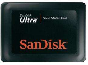 "Sandisk 120GB Ultra SSD - 2.5"" SATA-II - Read 280MB/s Write 270MB/s - 3 Year Warranty for £63.99 @ Ebuyer"