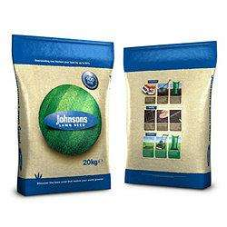 Johnsons Tuffgrass Grass Seed 20 kg £5.46 @ Tesco Direct - 10kg bag is £32.46!