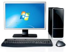 Desktop Computer £99 Notebook £199 @ Getonlineathome