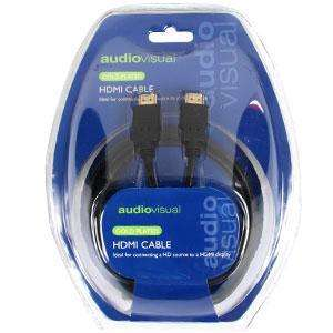 Gold Plated HDMI Cable (1.5m) @ Home bargains both online & instore