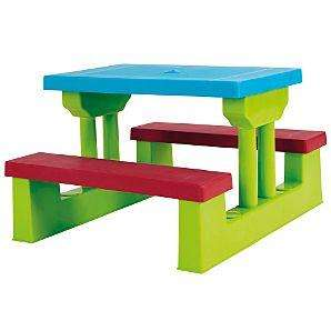 childrens picnic table £20 asda