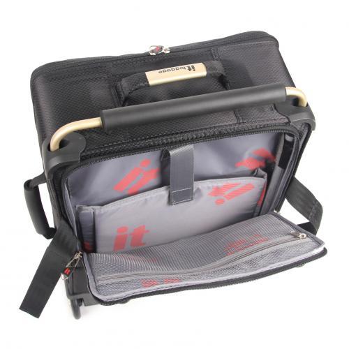 Cabin Bag Sub 0 Laptop Trolley Cases BOGOF £49 @ DOMO&BAGS ETC instore