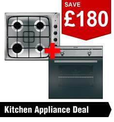 Indesit Oven + Hob £199 @  Wickes instore/online