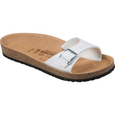 Birkenstock Classic Madrid Sandals (Available in Black & White) £15.95 @ Brand Quarter