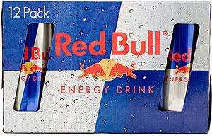 Red Bull pack of 12 £8.00 at Asda