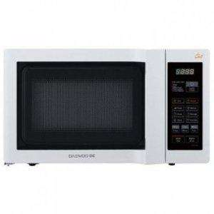 Daewoo Model KOG-6L6B 800 watt White Microwave / Grill £19.99 @ Home Bargains instore