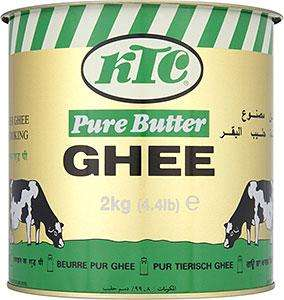 KTC Pure Butter Ghee (2Kg) for £4.49 @ Tesco