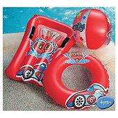 3 Piece Kids Inflatable Beach / Pool set now £3 del to store @ Tesco