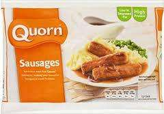 Quorn frozen sausages 336 g £1 from tomorrow 3/7 @ Tesco