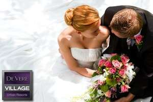 Groupon wedding package £1,899 - village-hotels.co.uk