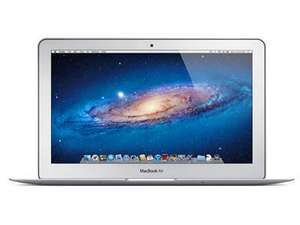 Apple MacBook Air 11-inch - Core i5 1.6GHz 4GB RAM 128GB SSD MacOS X 10.7 Lion for £660.99 (using code) @ Dabs