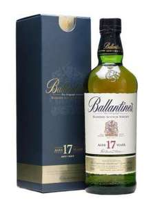 Ballantine's 17 Year Old Blended Whisky - £25 - Sainsbury's