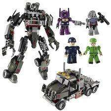 KREO Transformers Megatron  @ argos.  Was £34.99.   Now £8.75