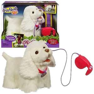 FurReal Friends - GoGo My Walking Pup Was £59.99 Now Only £14.99 @ Argos