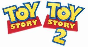 Disneys Toy Story 1 + 2 Special Edition DVDs Half Price @ Asda now £5 Each