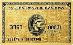 AMEX Gold Rewards Card Free for Twelves Months.