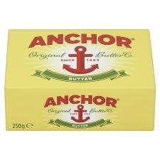 Anchor Butter 250g Was £1.60 - Now £1 @Tesco