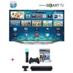 Samsung UE46ES8000 46 Inch Smart 3D LED TV and FREE Playstation 3 bundle Plus Galaxy 2.0 tab £1,899.99 @ direct.co.uk