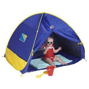 Sun Sense beach pop up tent - Smyths £14.99 + p&p