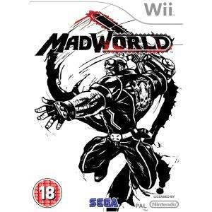 Madworld (Nintendo Wii) £1.99 New (and others - See OP) @ Comet