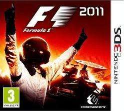 Formula 1 2011 (3DS) for £6.95  @ The Game Collection
