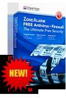 ZoneAlarm® Free Antivirus + Firewall