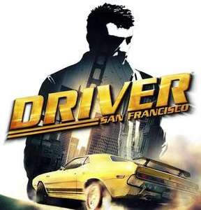 Driver San Francisco - £4.99 at GetGamesGo