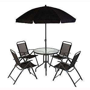 Cuba 6 Piece Patio Set was £55 now £40.00 @ Asda Direct