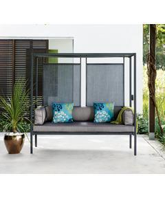 Metal Garden Day Bed £118.60 @ Homebase