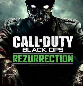PS3 Black Ops Rezurrection Map Pack, only £5.49 from PS Store!