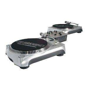 Homemix TT500M Belt Drive Turntable Kit only £95.39 @ Amazon
