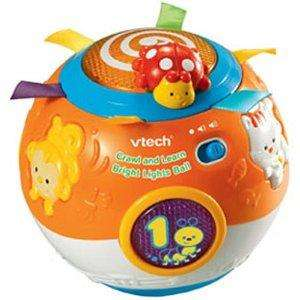 VTech Crawl and Learn Bright Lights Ball £9.51 @ Amazon