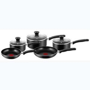 Tefal Essential Saucepan Set - 5 Piece for £30.00 @ Asda direct with code