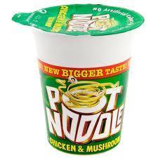Pot Noodles (All Varieties) - 50p @ ASDA