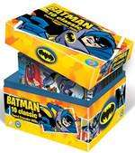 Batman Animated Big Box Set - 10 DVD set - £9.45 Delivered @ Zavvi