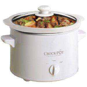 Crock-Pot  2.4L Slow Cooker £11.99 Delivered @ Amazon