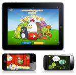 Readingeggs.com Free Eggy Word App to help children to learn to read. For iPads, iPhones and android phones and tablets.