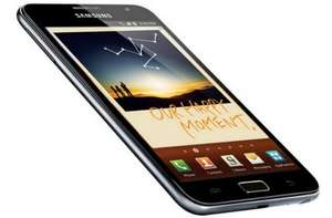 Samsung Galaxy Note - SIM FREE - Carbon Blue - £379 @ ASDA Direct and Amazon