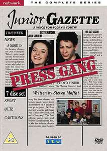 Press Gang - The Complete Series (7-Disc DVD) @ Network - £15
