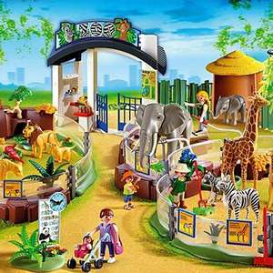 Playmobil 4850 Extra Large Zoo now £53.05 del @ Amazon (rrp £99.99)