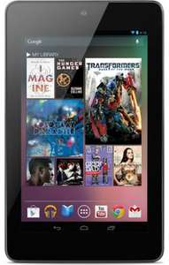 Nexus 7 16 GB PC World with 5% Topcashback - £191.91  Today Only - £199.99