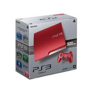 Scarlet Red PS3 £224.99 - Like New @ Amazon Warehouse  (used like new)