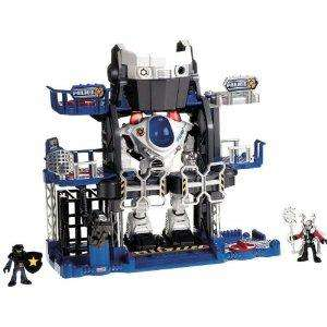 Fisher-Price Imaginext Robot Police Headquarters at Argos, Was £42.99, Now £22.49