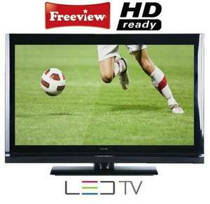 "Refurbished TECHNIKA 22-880 22"" widescreen LED TV HD WITH FREEVIEW now £59.97 @ Tesco Ebay Outlet"